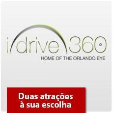 I-Drive 360: Madame Tussauds e SEA LIFE